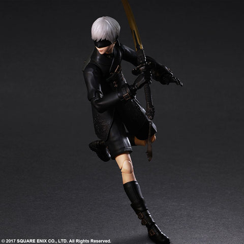 Square Enix - Play Arts Kai - NieR:Automata - 9S (YoRHa No. 9 Type S)