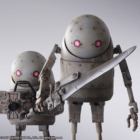 Bring Arts - NieR: Automata - Machine Lifeform Set