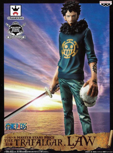 (IN STOCK) Trafalgar Law - Banpresto One Piece Master Stars Piece - Marvelous Toys - 3