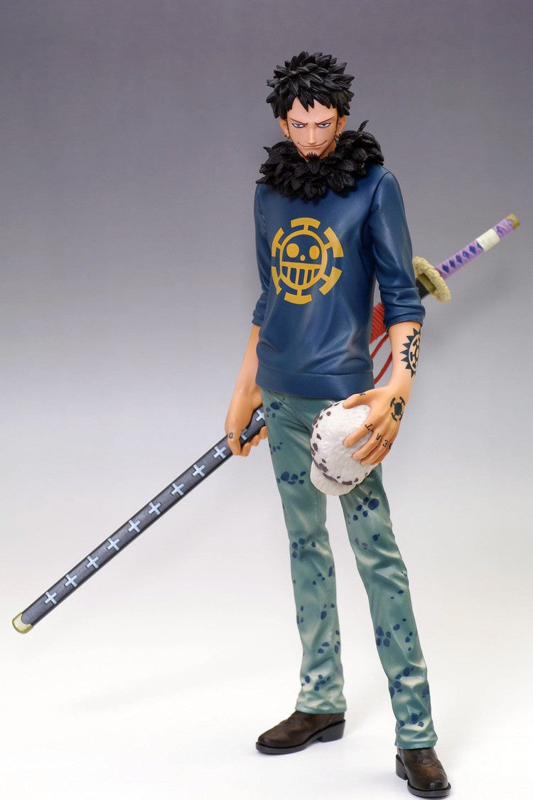 (IN STOCK) Trafalgar Law - Banpresto One Piece Master Stars Piece - Marvelous Toys - 1