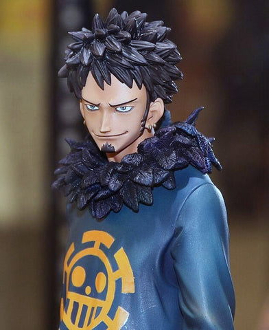 (IN STOCK) Trafalgar Law - Banpresto One Piece Master Stars Piece - Marvelous Toys - 2
