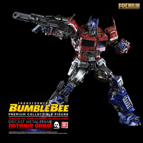 ThreeZero - Transformers: Bumblebee - Optimus Prime (Premium Scale)