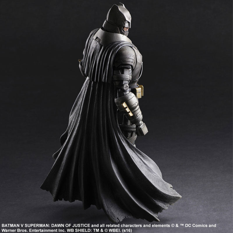 (IN STOCK) Play Arts Kai - Batman v Superman: Dawn of Justice - Armored Batman - Marvelous Toys - 6