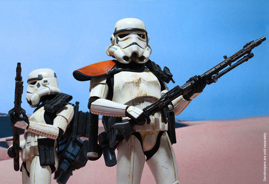 (IN STOCK) Hot Toys - MMS295 - Star Wars Episode IV A New Hope - Sandtrooper - Marvelous Toys - 7