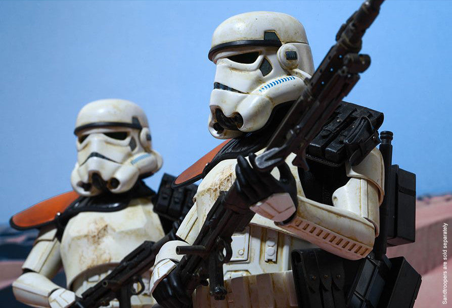 (IN STOCK) Hot Toys - MMS295 - Star Wars Episode IV A New Hope - Sandtrooper - Marvelous Toys - 8