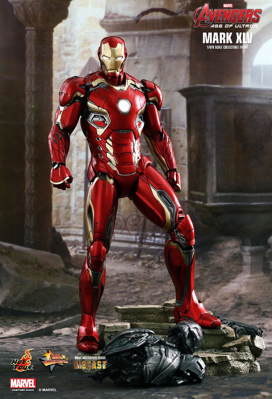 Hot Toys - MMS300D11 - The Avengers: Age of Ultron - Iron Man Mark XLV - Marvelous Toys - 15