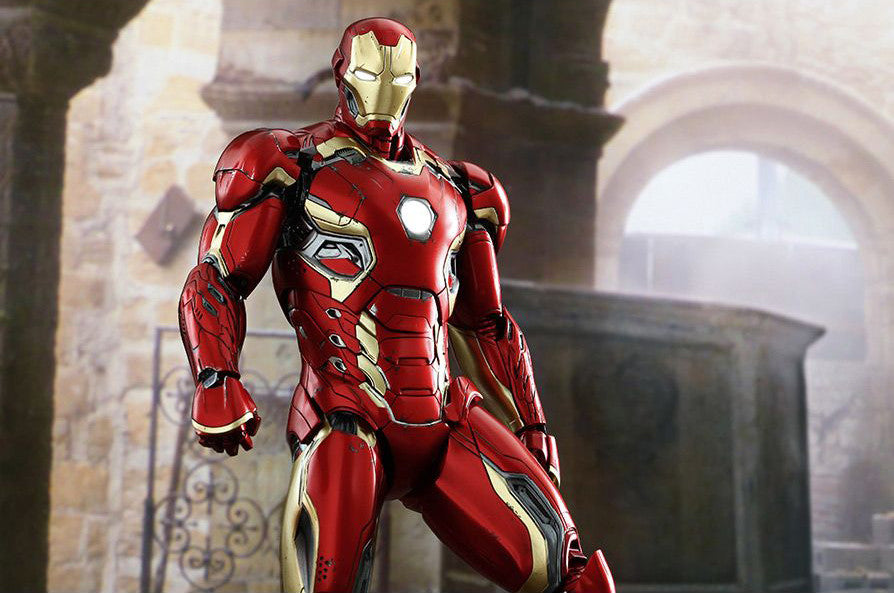 Hot Toys - MMS300D11 - The Avengers: Age of Ultron - Iron Man Mark XLV - Marvelous Toys - 11