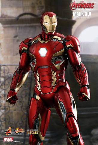 Hot Toys - MMS300D11 - The Avengers: Age of Ultron - Iron Man Mark XLV - Marvelous Toys - 1