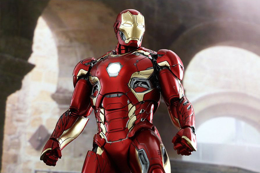 Hot Toys - MMS300D11 - The Avengers: Age of Ultron - Iron Man Mark XLV - Marvelous Toys - 2