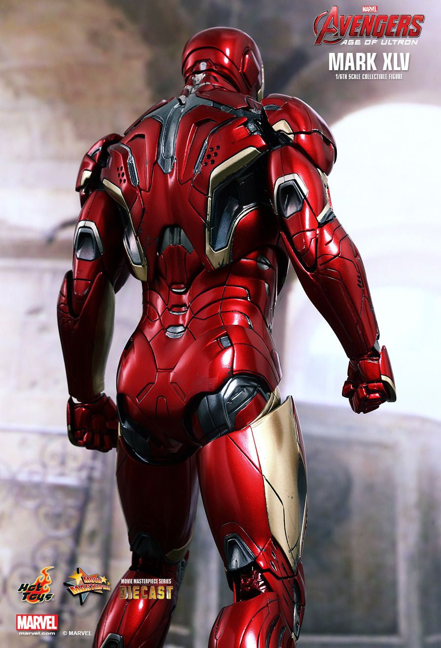 Hot Toys - MMS300D11 - The Avengers: Age of Ultron - Iron Man Mark XLV - Marvelous Toys - 4