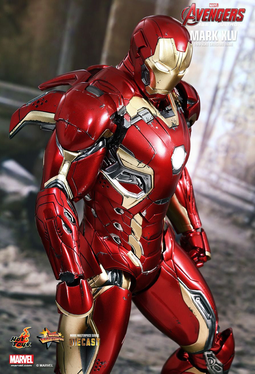 Hot Toys - MMS300D11 - The Avengers: Age of Ultron - Iron Man Mark XLV - Marvelous Toys - 6
