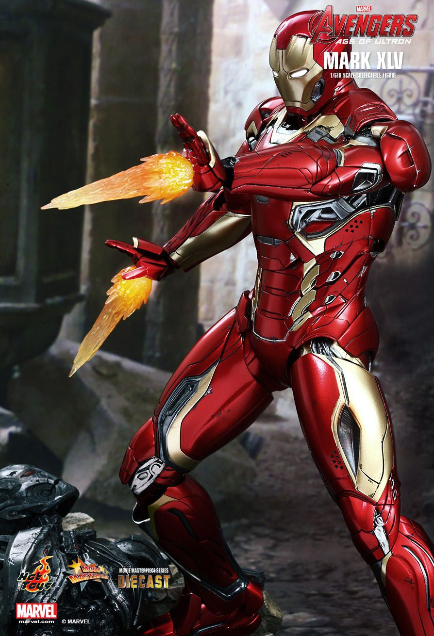 Hot Toys - MMS300D11 - The Avengers: Age of Ultron - Iron Man Mark XLV - Marvelous Toys - 12