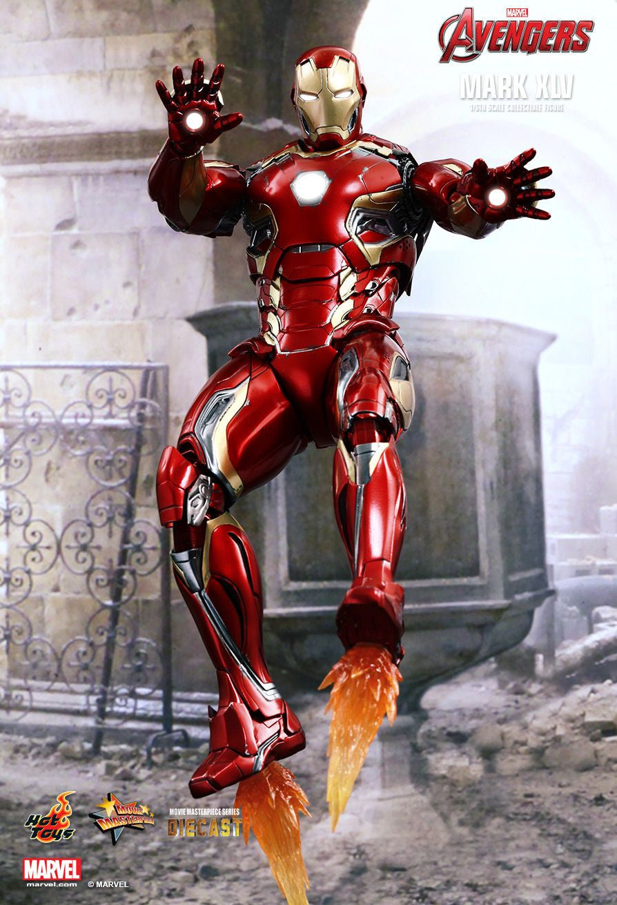 Hot Toys - MMS300D11 - The Avengers: Age of Ultron - Iron Man Mark XLV - Marvelous Toys - 10