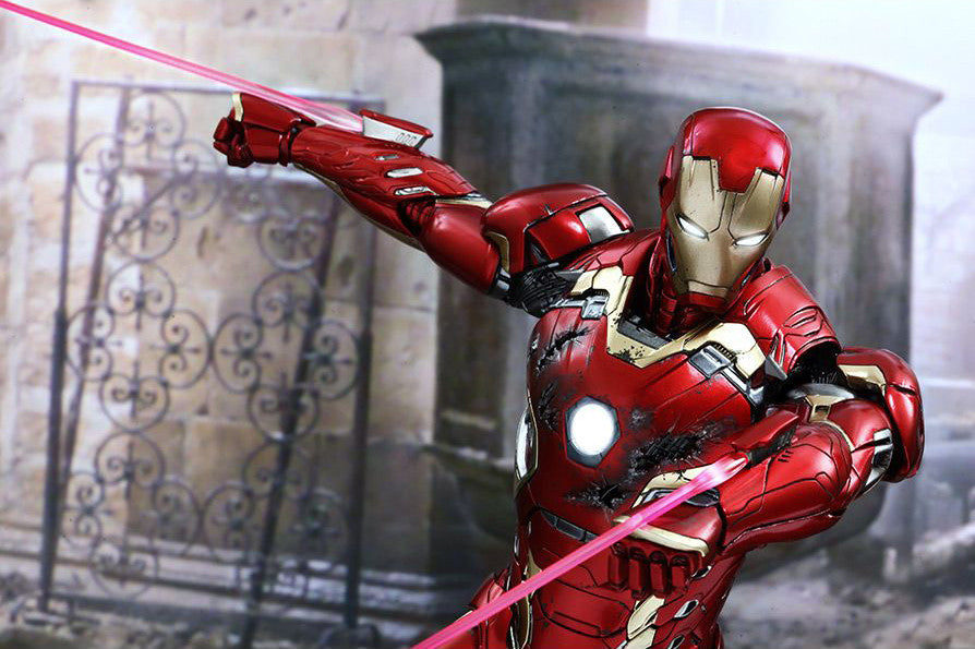 Hot Toys - MMS300D11 - The Avengers: Age of Ultron - Iron Man Mark XLV - Marvelous Toys - 14