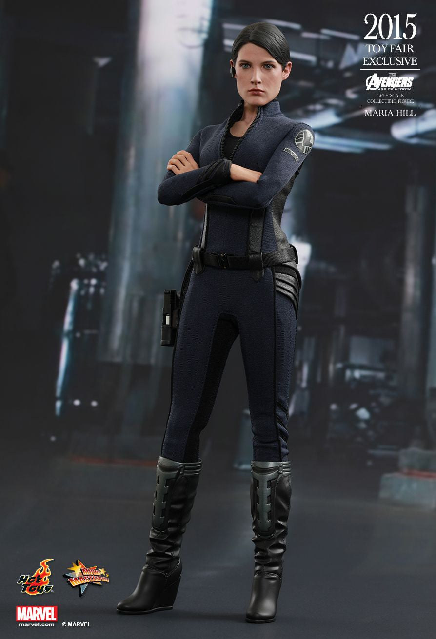 Hot Toys - MMS305 - Avengers: Age of Ultron - Maria Hill - Marvelous Toys - 11