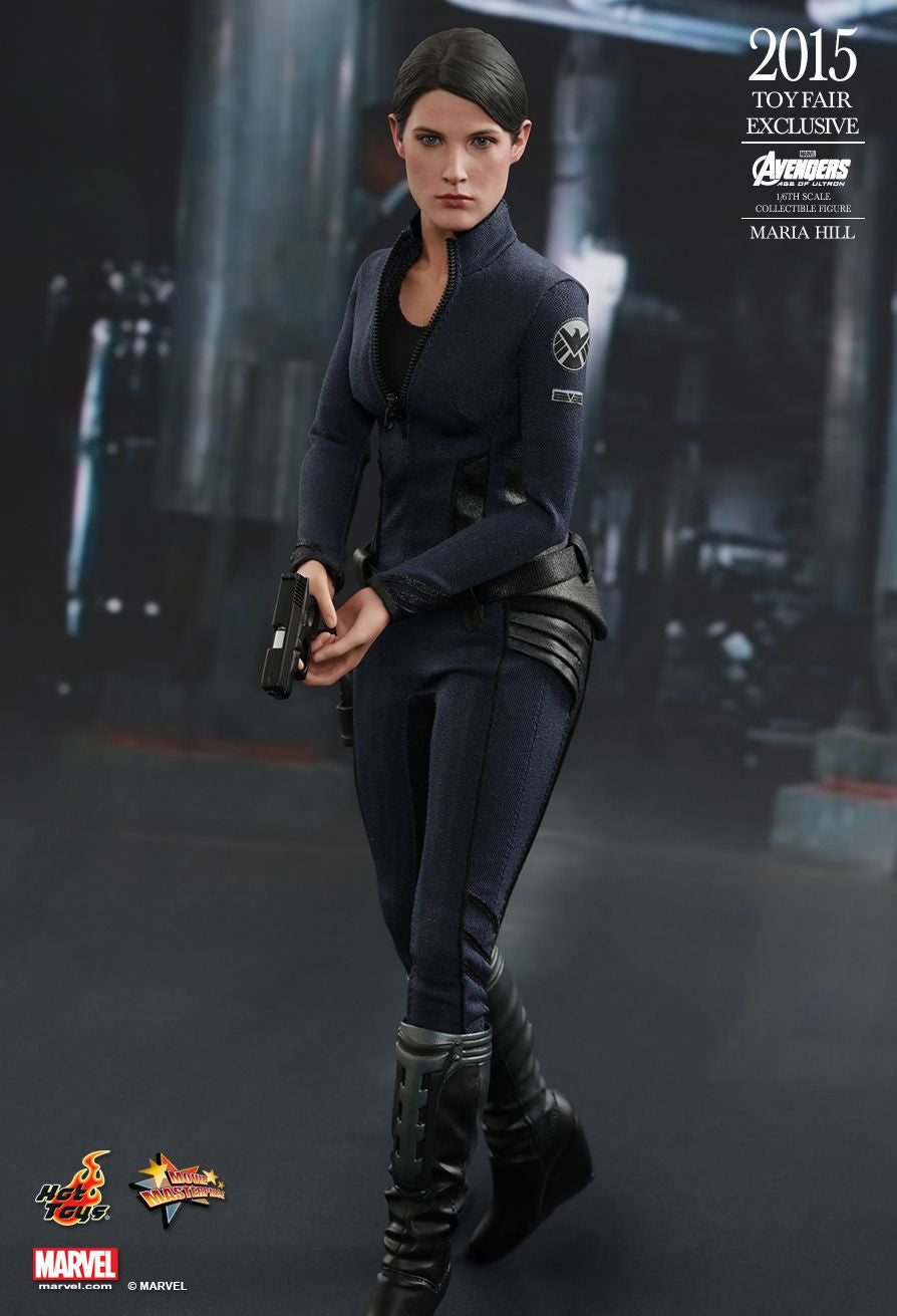 Hot Toys - MMS305 - Avengers: Age of Ultron - Maria Hill - Marvelous Toys - 3