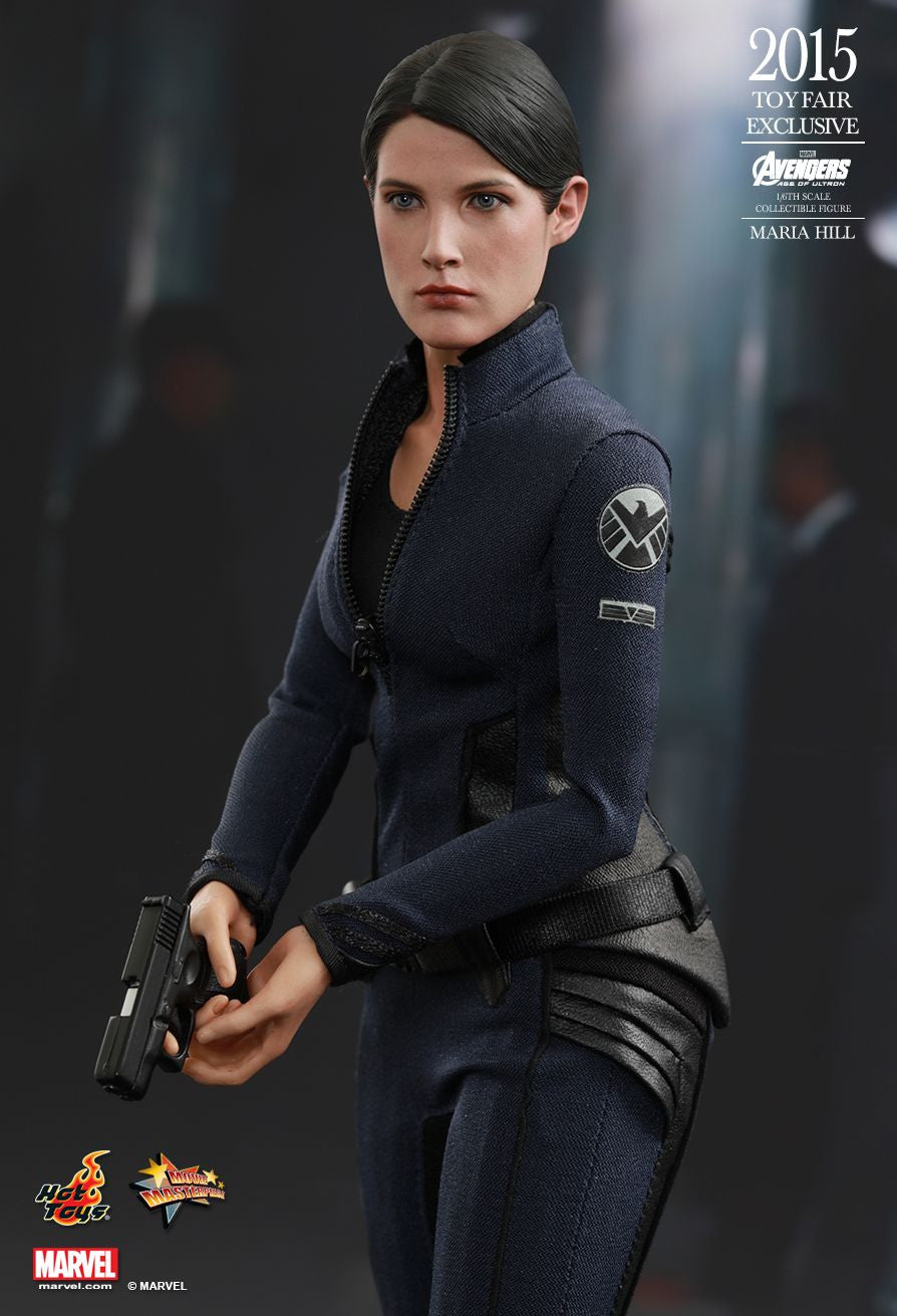 Hot Toys - MMS305 - Avengers: Age of Ultron - Maria Hill - Marvelous Toys - 4
