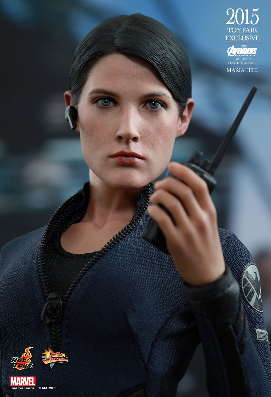 Hot Toys - MMS305 - Avengers: Age of Ultron - Maria Hill - Marvelous Toys - 5