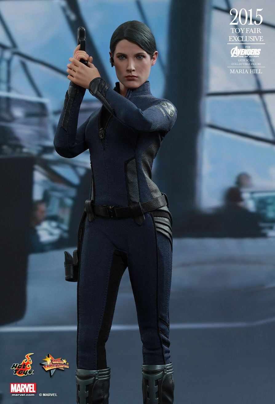 Hot Toys - MMS305 - Avengers: Age of Ultron - Maria Hill - Marvelous Toys - 6