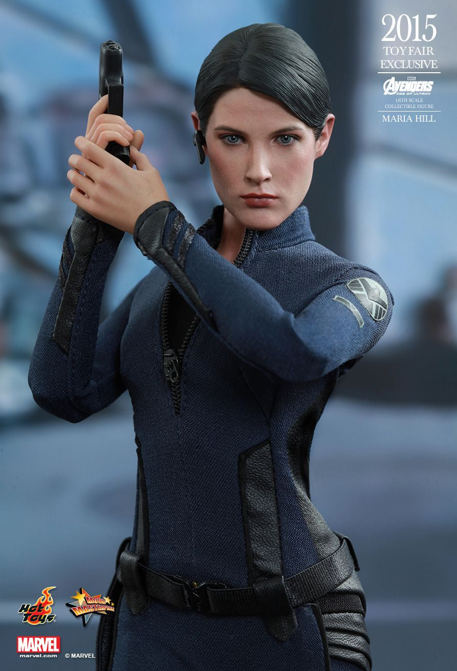Hot Toys - MMS305 - Avengers: Age of Ultron - Maria Hill - Marvelous Toys - 8
