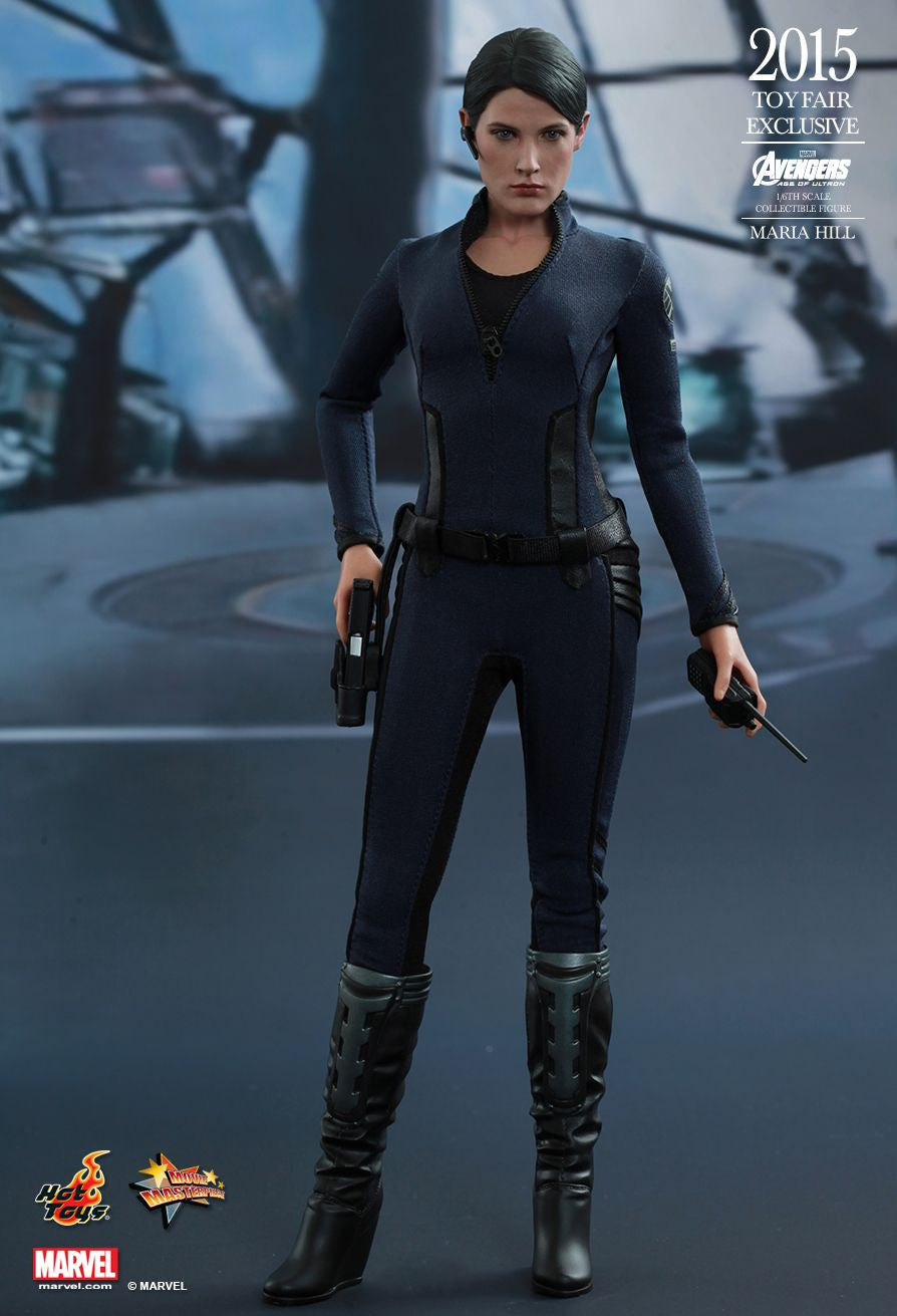 Hot Toys - MMS305 - Avengers: Age of Ultron - Maria Hill - Marvelous Toys - 10