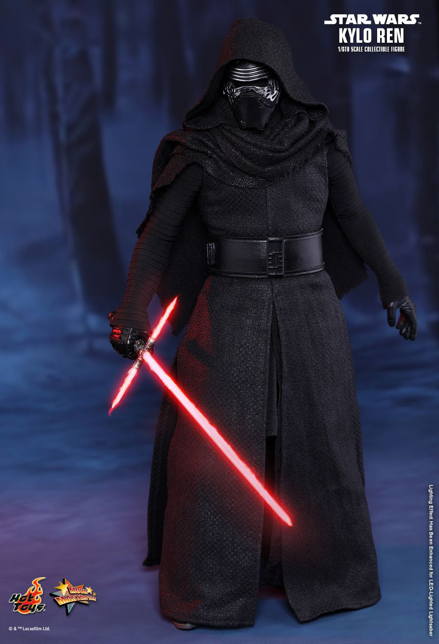 Hot Toys - MMS320 - Star Wars: The Force Awakens - Kylo Ren - Marvelous Toys - 1