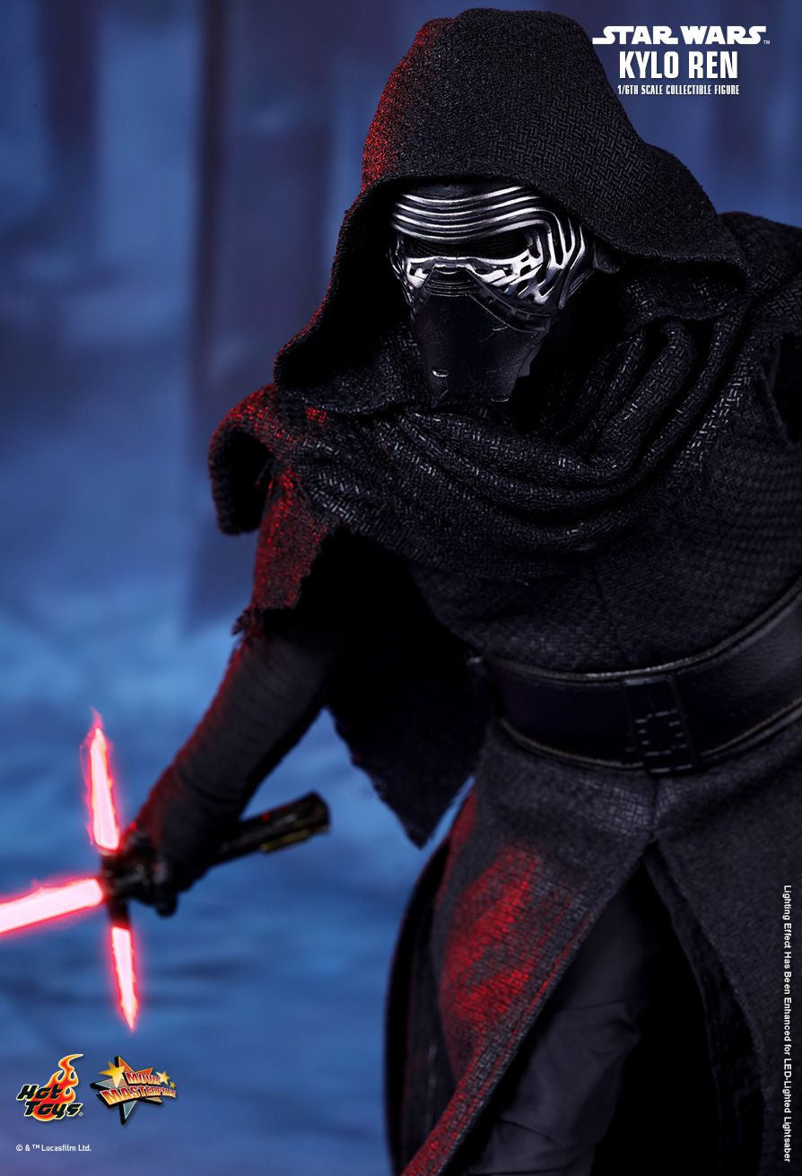 Hot Toys - MMS320 - Star Wars: The Force Awakens - Kylo Ren - Marvelous Toys - 8