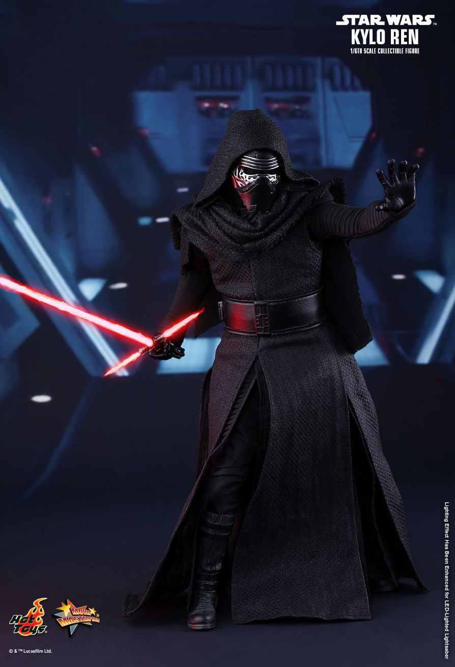 Hot Toys - MMS320 - Star Wars: The Force Awakens - Kylo Ren - Marvelous Toys - 12
