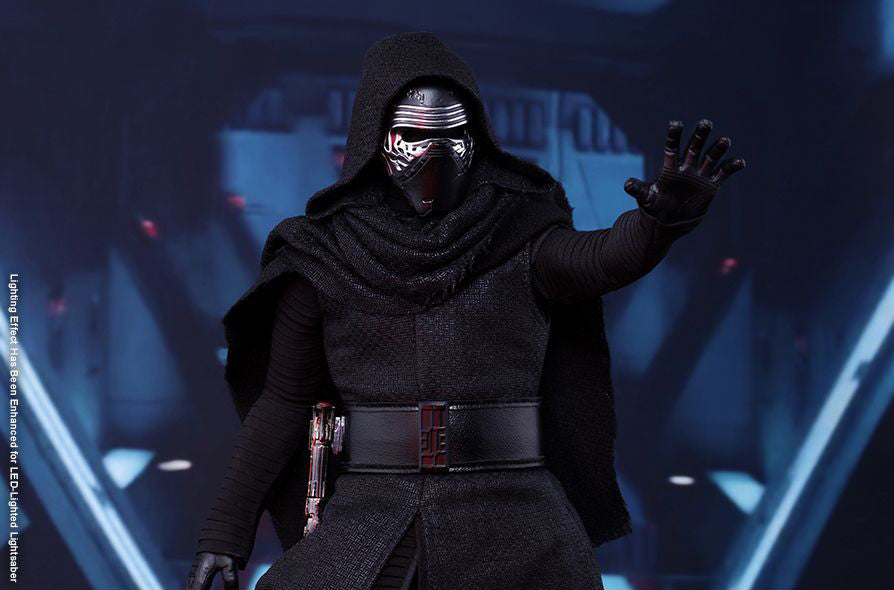 Hot Toys - MMS320 - Star Wars: The Force Awakens - Kylo Ren - Marvelous Toys - 5