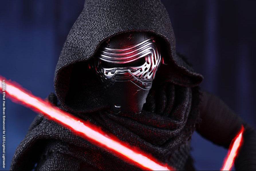 Hot Toys - MMS320 - Star Wars: The Force Awakens - Kylo Ren - Marvelous Toys - 13