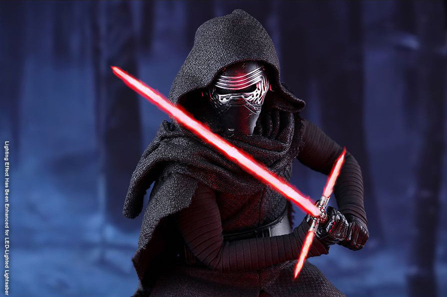 Hot Toys - MMS320 - Star Wars: The Force Awakens - Kylo Ren - Marvelous Toys - 6