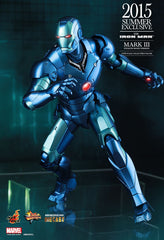 (IN STOCK) Hot Toys - Iron Man - Mark III (Stealth Mode Version) MMS314D12 - Marvelous Toys - 15