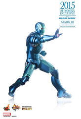 (IN STOCK) Hot Toys - Iron Man - Mark III (Stealth Mode Version) MMS314D12 - Marvelous Toys - 18
