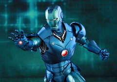 (IN STOCK) Hot Toys - Iron Man - Mark III (Stealth Mode Version) MMS314D12 - Marvelous Toys - 8