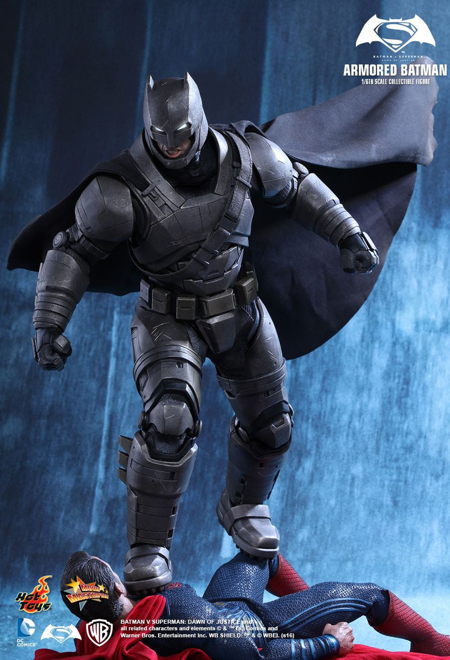 Hot Toys - MMS349 - Batman v Superman: Dawn Of Justice - Armored Batman - Marvelous Toys - 14