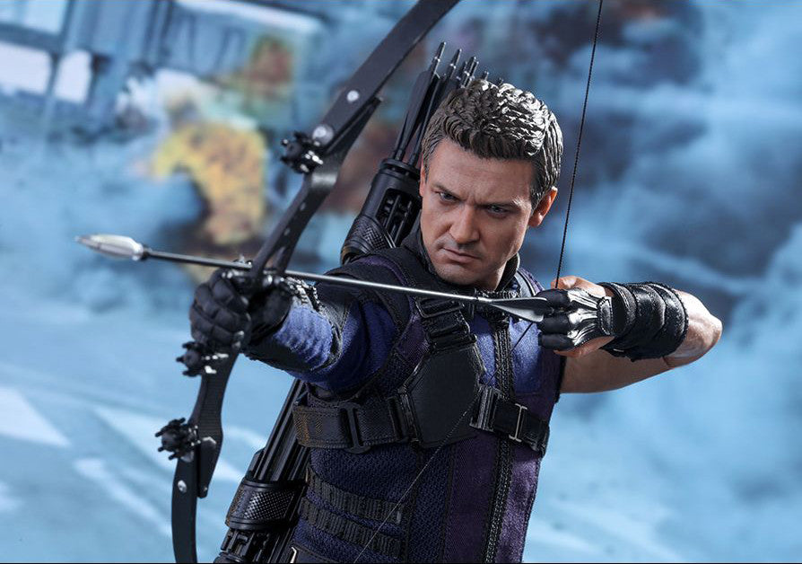 (IN STOCK) Hot Toys - MMS358 - Captain America: Civil War - Hawkeye - Marvelous Toys - 18