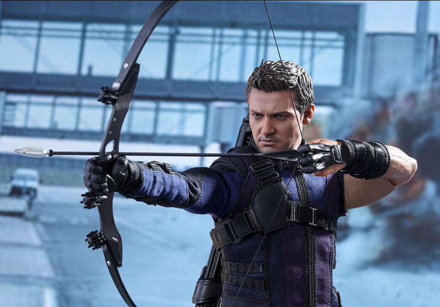 (IN STOCK) Hot Toys - MMS358 - Captain America: Civil War - Hawkeye - Marvelous Toys - 14