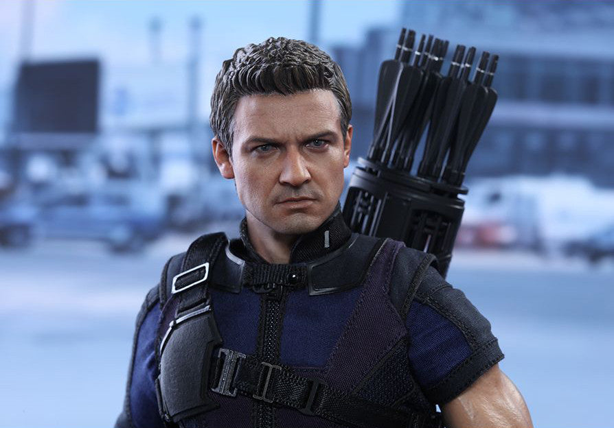 (IN STOCK) Hot Toys - MMS358 - Captain America: Civil War - Hawkeye - Marvelous Toys - 15
