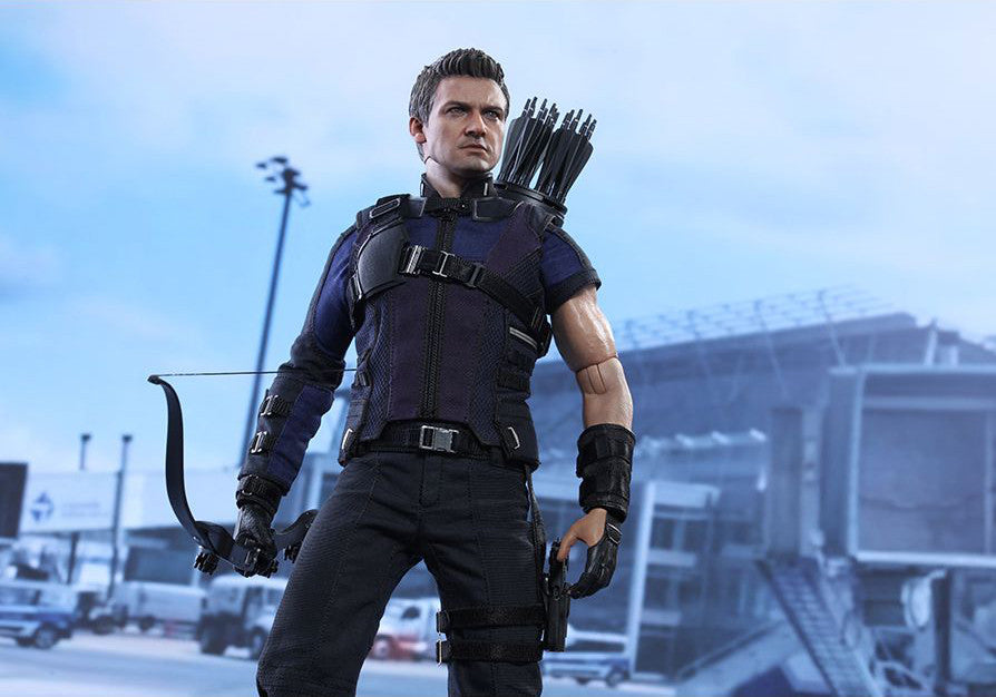 (IN STOCK) Hot Toys - MMS358 - Captain America: Civil War - Hawkeye - Marvelous Toys - 19