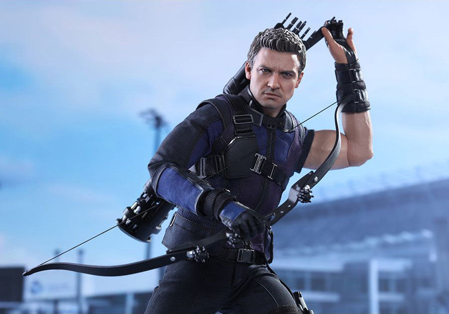 (IN STOCK) Hot Toys - MMS358 - Captain America: Civil War - Hawkeye - Marvelous Toys - 16