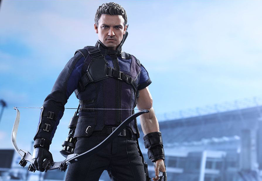 (IN STOCK) Hot Toys - MMS358 - Captain America: Civil War - Hawkeye - Marvelous Toys - 20