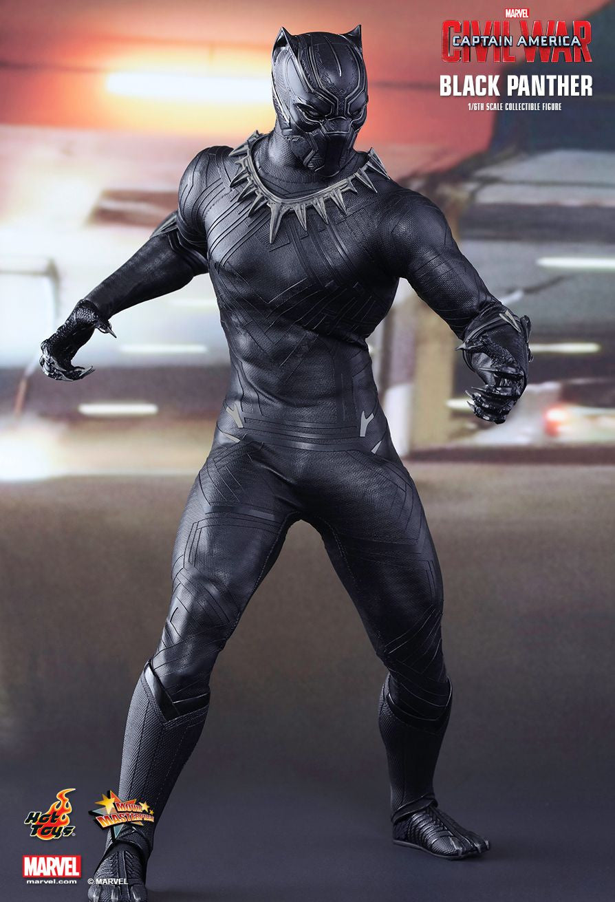 Hot Toys - MMS363 - Captain America: Civil War - Black Panther - Marvelous Toys - 1