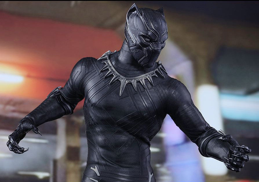 Hot Toys - MMS363 - Captain America: Civil War - Black Panther - Marvelous Toys - 10