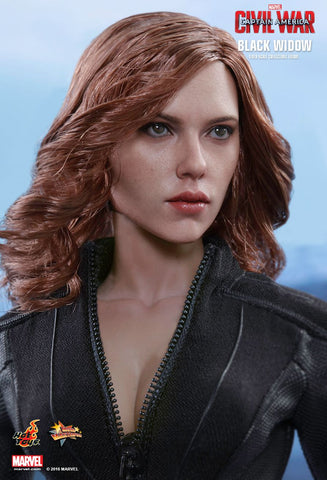 (IN STOCK) Hot Toys - MMS365 - Captain America: Civil War - Black Widow - Marvelous Toys - 2