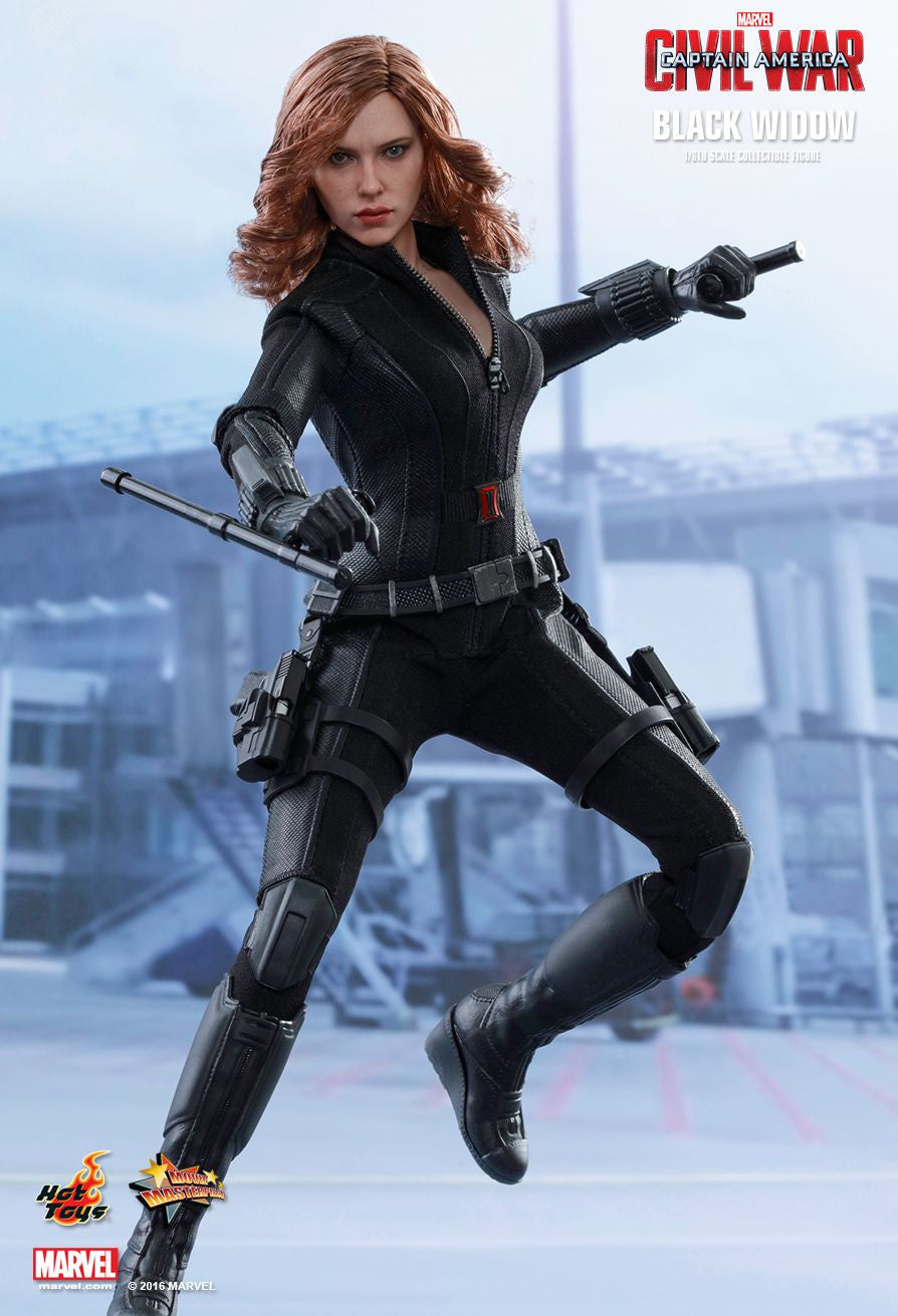 (IN STOCK) Hot Toys - MMS365 - Captain America: Civil War - Black Widow - Marvelous Toys - 1