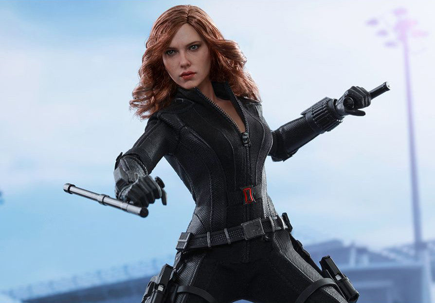 (IN STOCK) Hot Toys - MMS365 - Captain America: Civil War - Black Widow - Marvelous Toys - 14