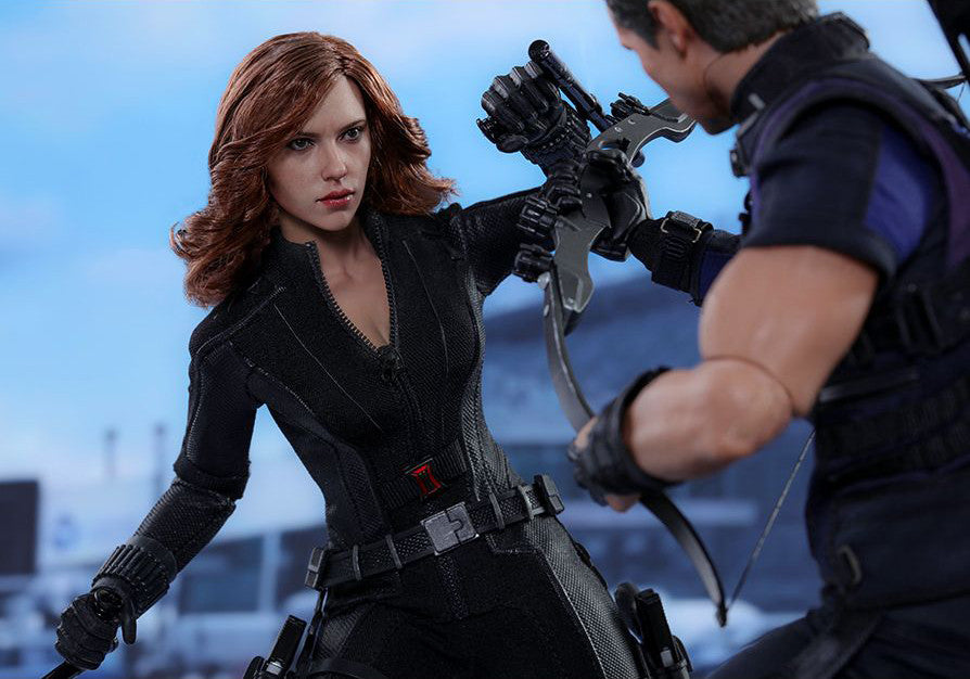 (IN STOCK) Hot Toys - MMS365 - Captain America: Civil War - Black Widow - Marvelous Toys - 6