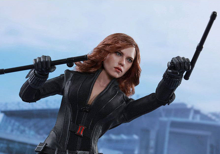 (IN STOCK) Hot Toys - MMS365 - Captain America: Civil War - Black Widow - Marvelous Toys - 12