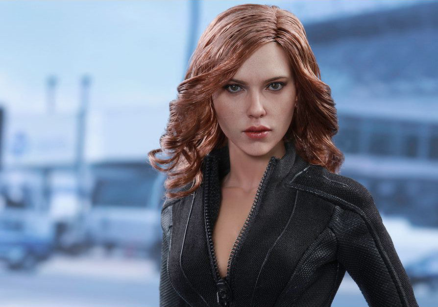 (IN STOCK) Hot Toys - MMS365 - Captain America: Civil War - Black Widow - Marvelous Toys - 8