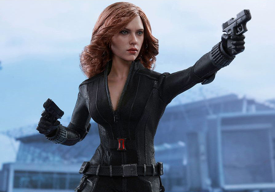 (IN STOCK) Hot Toys - MMS365 - Captain America: Civil War - Black Widow - Marvelous Toys - 13